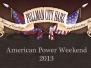American Power Weekend - Pullman City 2013