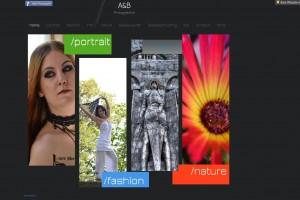 A_B_Website